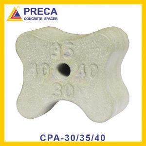 Cục Kê Bê Tông Cột Sợi Thép 40mm